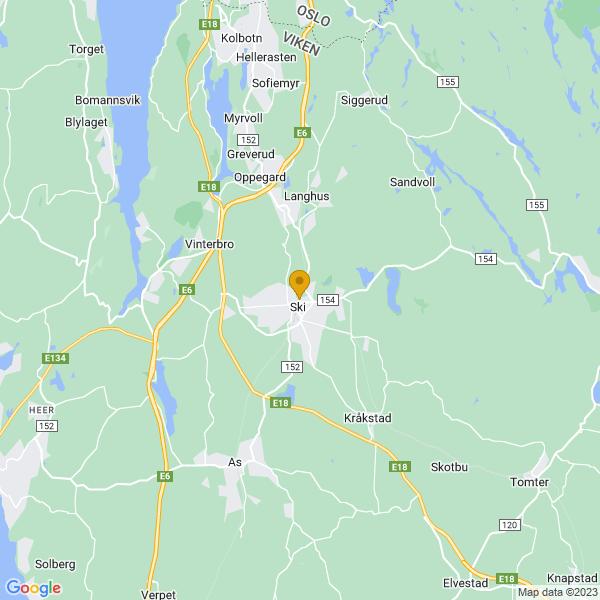 Google Map of 59.7220886,10.837256