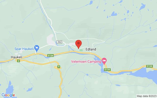 Kart over Storeguthallen, Edaland
