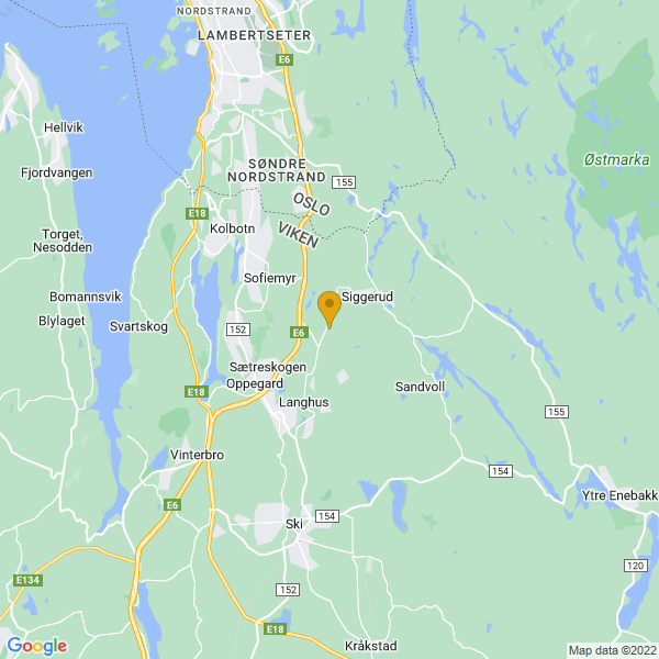 Google Map of 59.78107082652937,10.8579683303833
