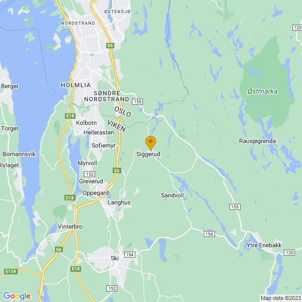 Google Map of 59.7934209,10.8852488