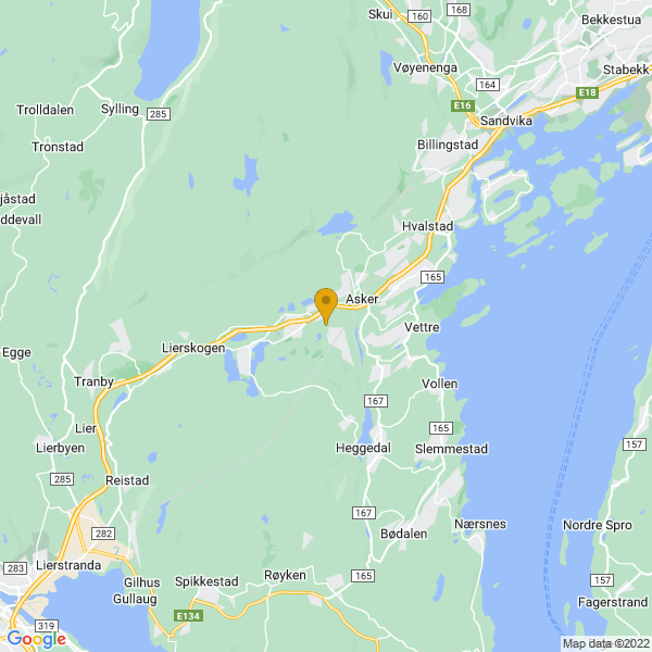 Google Map of 59.82581880000001,10.4135344