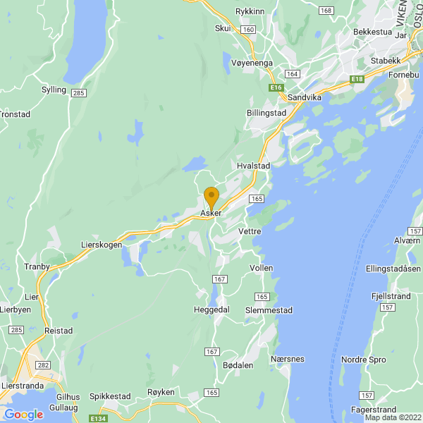 Google Map of 59.835134,10.4367121