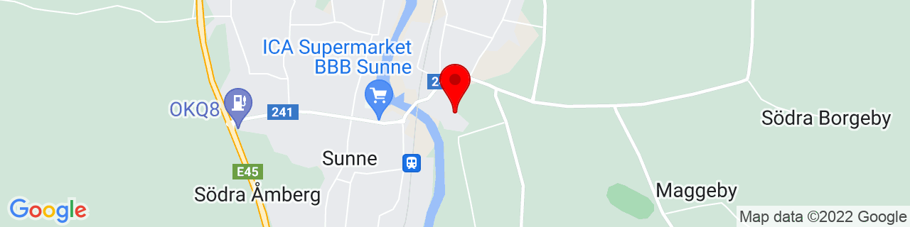 Google Map of 59.83798055555556, 13.154238888888889