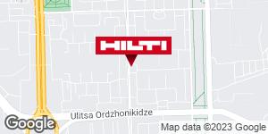 Региональный представитель Hilti в г. Курск