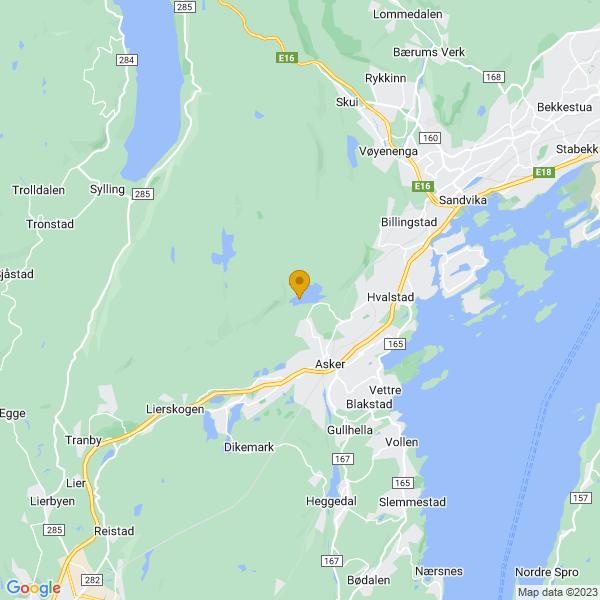 Google Map of 59.8563856,10.415415499999995