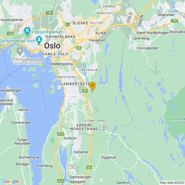 Google Map of 59.863716,10.84642400000007