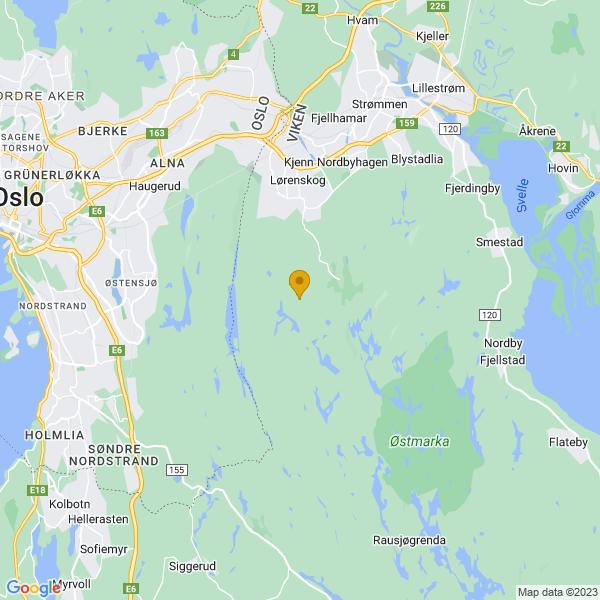 Google Map of 59.8832272,10.955149500000061