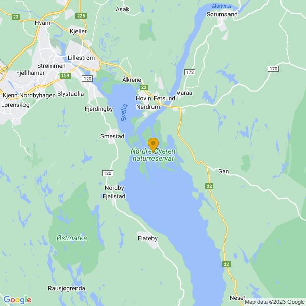 Google Map of 59.8915204,11.1471749