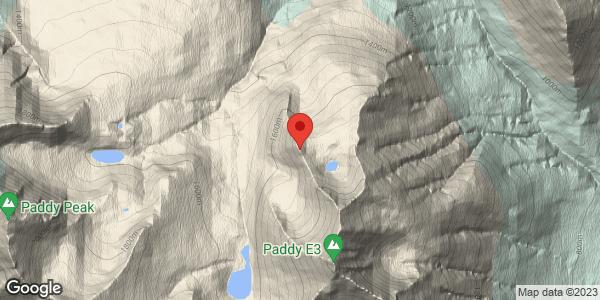 Paddy Peak: Cold Smoke