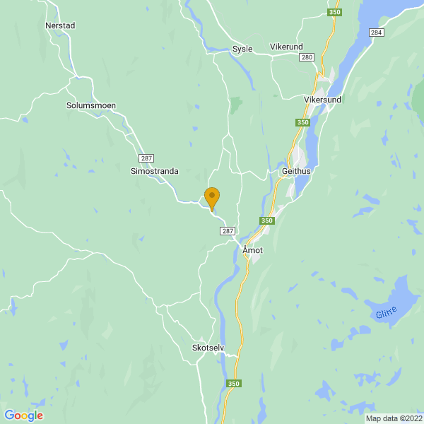 Google Map of 59.91123289999999,9.887704699999972