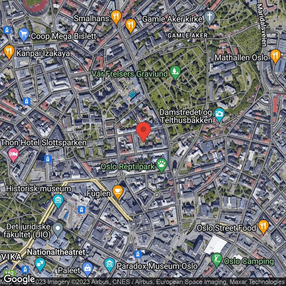 #St. Hanshaugen / Pilestredet Park