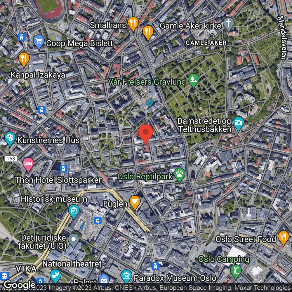 # MEYERLØKKA / ST. HANSHAUGEN