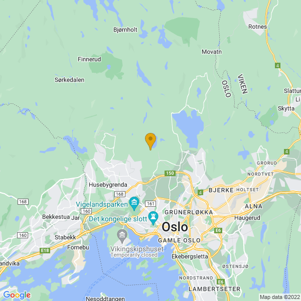 Google Map of 59.96834020000001,10.7233463