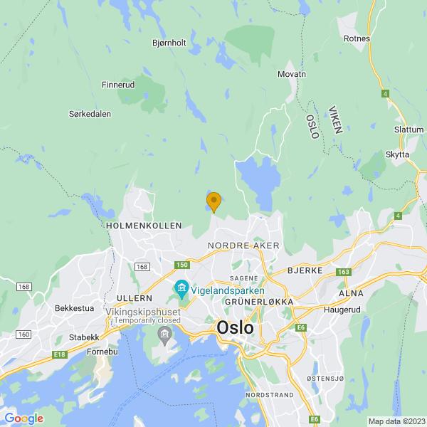 Google Map of 59.96879009999999,10.7316466
