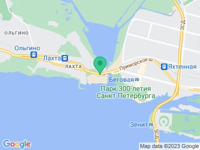 Схема проезда Автолорд (Санкт-Петербург)