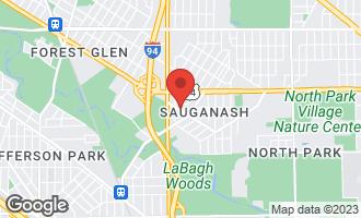 Map of 5900 North Kilpatrick Avenue CHICAGO, IL 60646