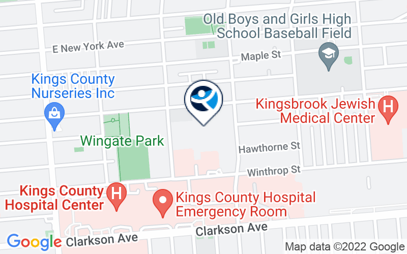 NYC Health Hospitals - Kings County Hospital - Center Wellness and Recovery Center OTP Location and Directions