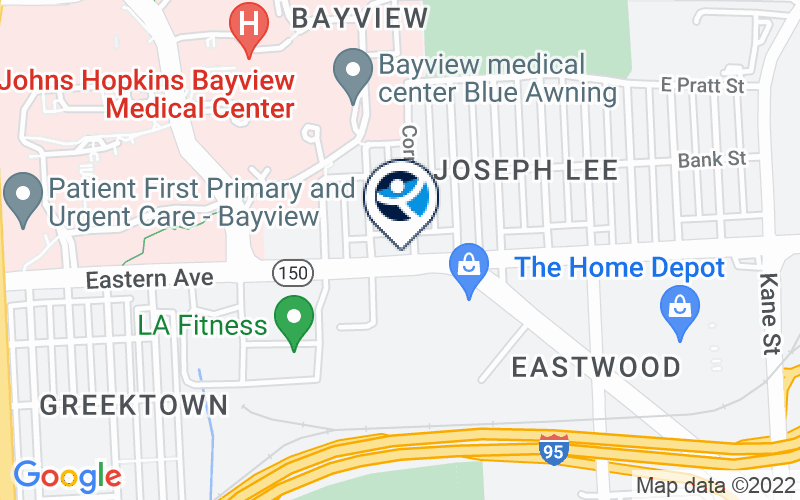 Eastern Avenue Health Solutions Location and Directions