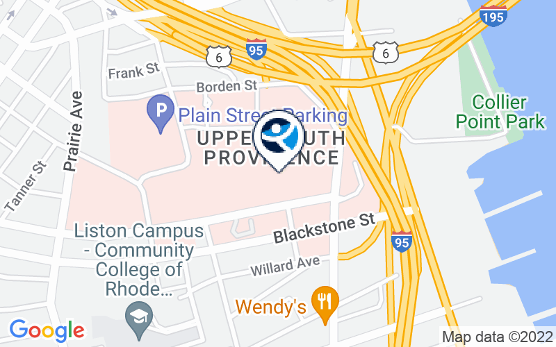 Rhode Island Hospital - Behavioral Health Location and Directions