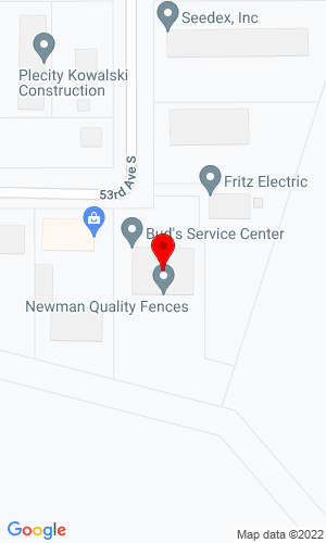 Google Map of EZ Spot UR Attachments 5932 53rd Avenue South   Ste B, Fargo, ND, 58104