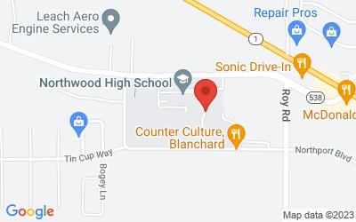 Map of 5939 Old Mooringsport Road, Shreveport, LA, USA