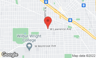 Map of 5960 West Lawrence Avenue CHICAGO, IL 60630