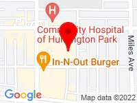 Google Map of 5980 Pacific Blvd.