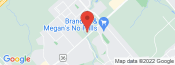 Google Map of 6+Cedarow+Court%2CStittsville%2COntario+K2S+1V6