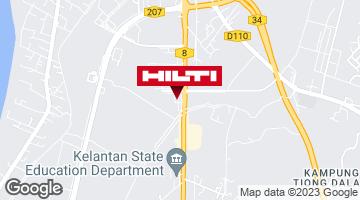 Get directions to Bandar Baru Tunjung