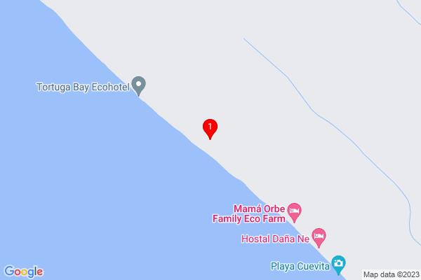 Google Map of 6.080760220544935,-77.40649698925779