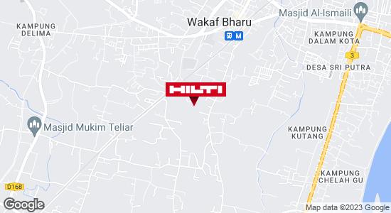 Get directions to Wakaf Bharu