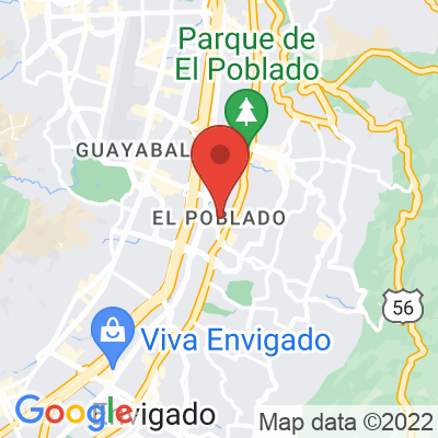 Map showing Pergamino (Oviedo)