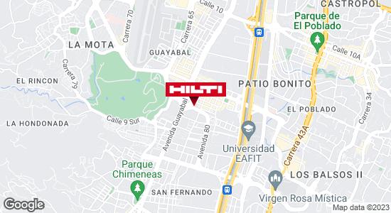 Tienda Hilti Medellín