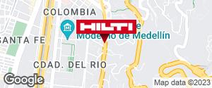 Get directions to Tienda Hilti Medellín