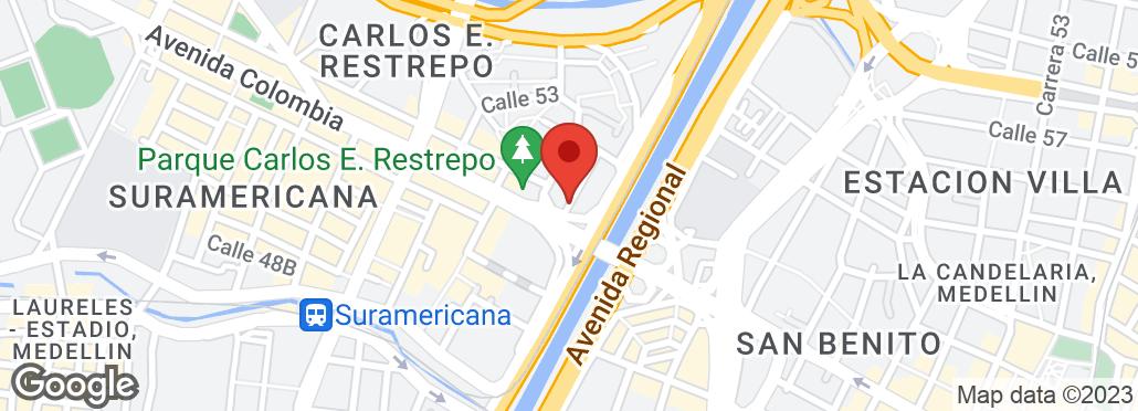 Carrera 50 No. 32 -16 , Medellin, ANT