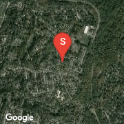 Satellite Map of 60  Narragansett Avenue , Ossining, NY 10562