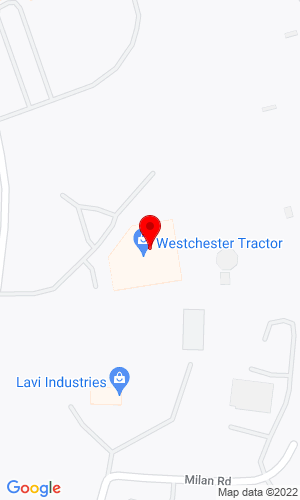 Google Map of Westchester Tractor, Inc. 60 International Blvd, Brewster, NY, 10509