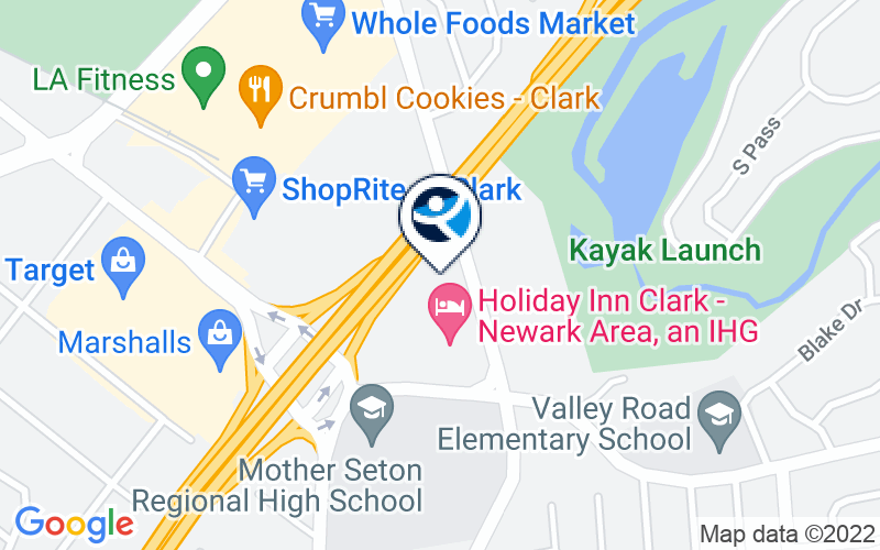 The Counseling Center at Clark, NJ Location and Directions