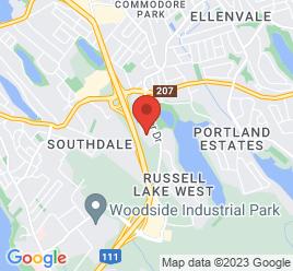 Google Map of 60+Baker+Drive+-+Unit+D%2CDartmouth%2CNova+Scotia+B2W+6L4