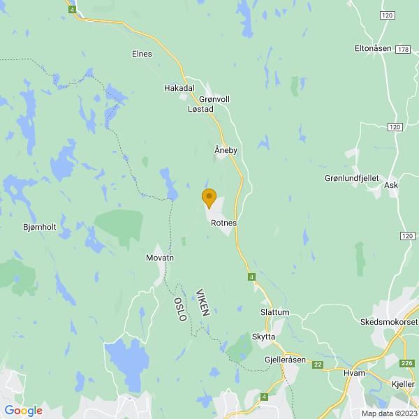 Google Map of 60.059783,10.8558252