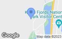 Map of Seward, AK