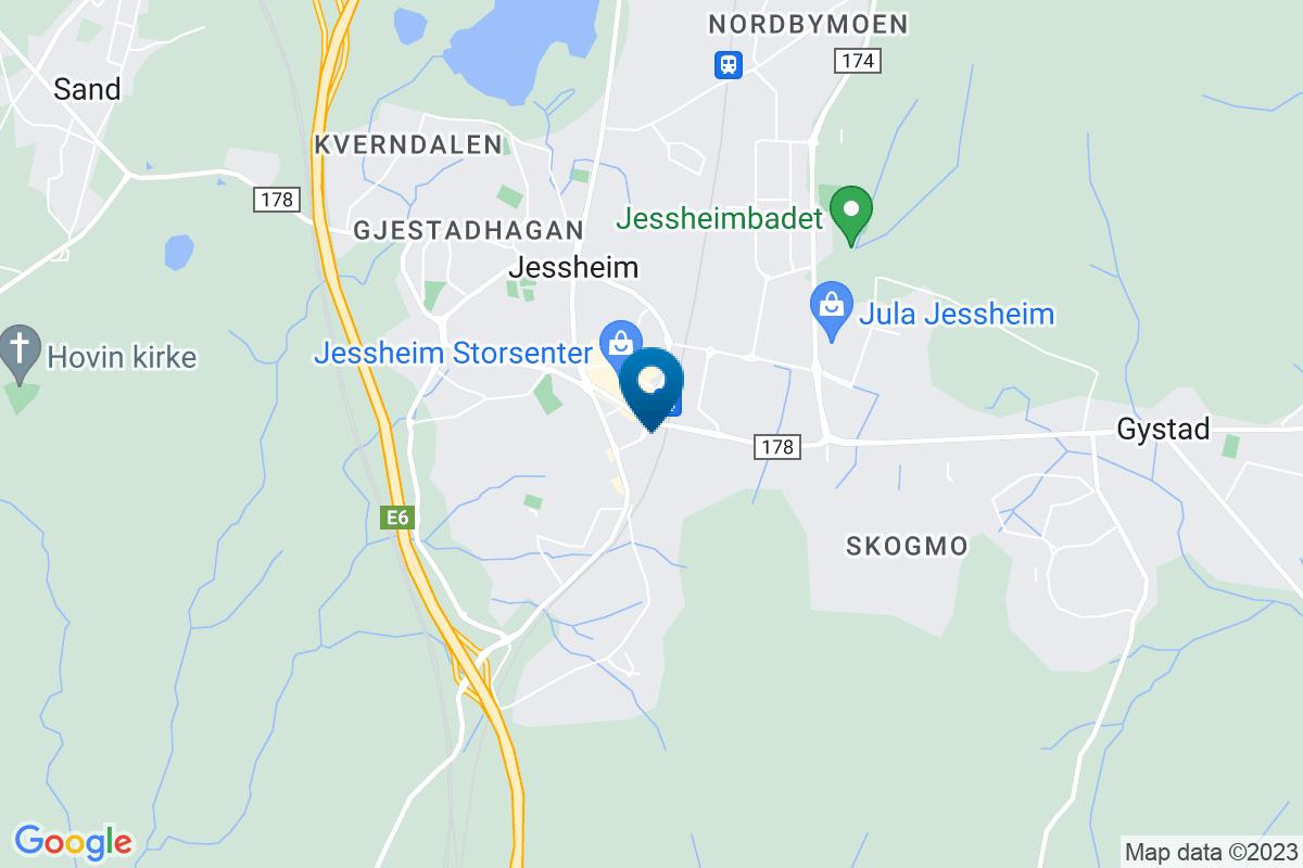 Google Map of 60.1409811,11.17550069999993