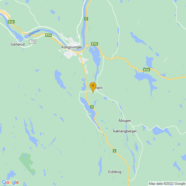 Google Map of 60.1419843,12.0458637
