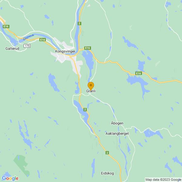 Google Map of 60.1476196,12.0565514