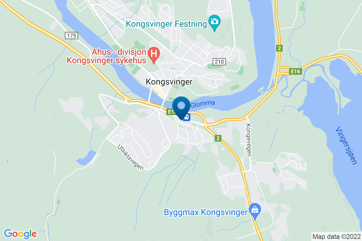 Google Map of 60.18692889999999,12.002120500000046