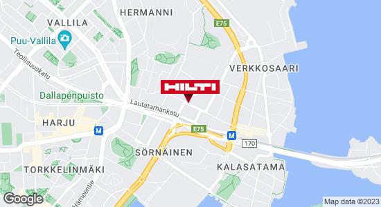 Hilti Myymälä Espoo