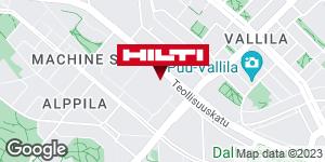 Hilti Myymälä Vantaa