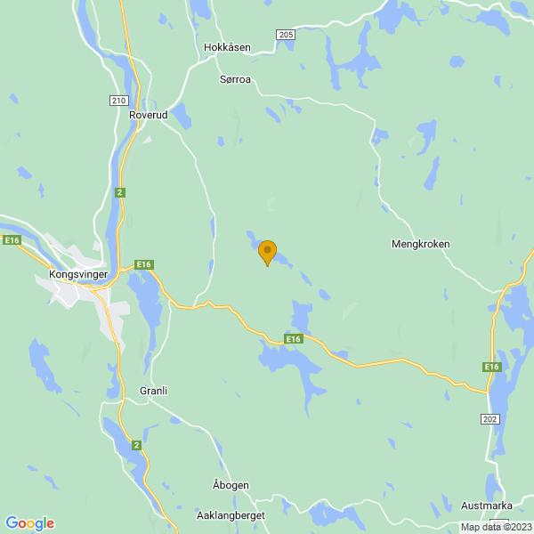 Google Map of 60.1951869,12.1442504