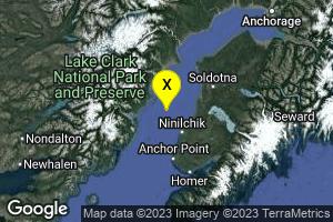 39km WSW of Cohoe, Alaska