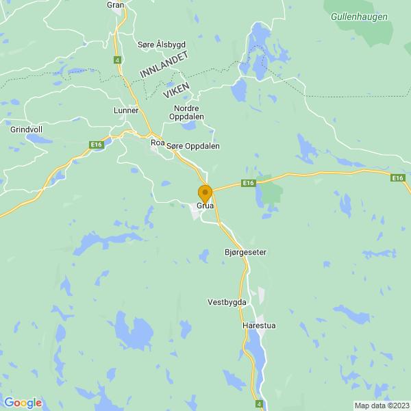 Google Map of 60.25959570000001,10.6633915